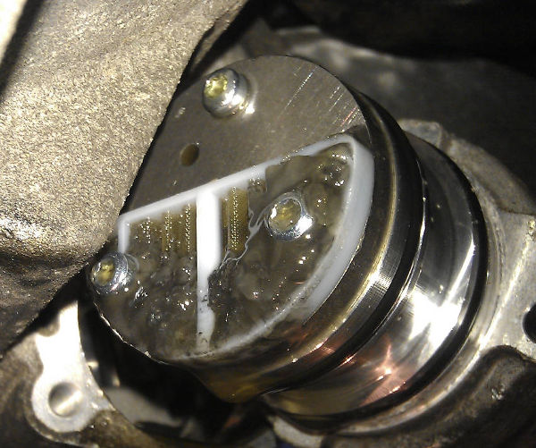 Oil Pump Mail: Guide To Generation 4 Haldex Trouble Shooting