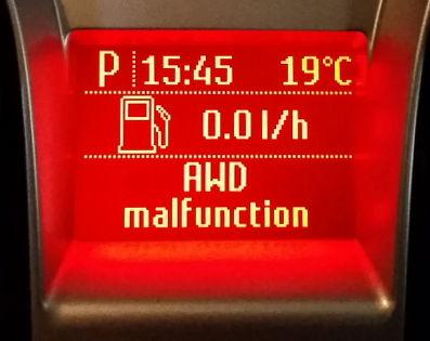 Ford Kuga AWD DEM Malfunction Haldex Repair Information